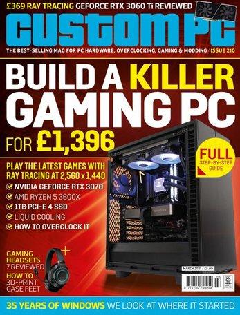 Custom PC Magazine