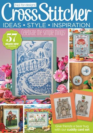 CrossStitcher Magazine