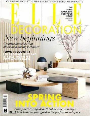 ELLE Decoration (UK) Magazine