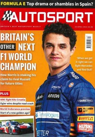 Autosport (UK) Magazine