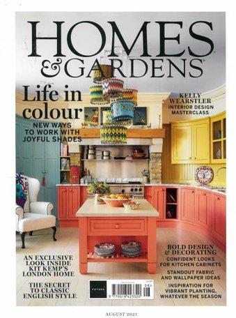 Homes & Gardens Magazine