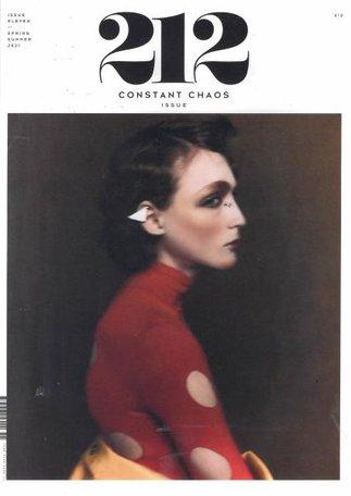 212 Magazine (English Edition)