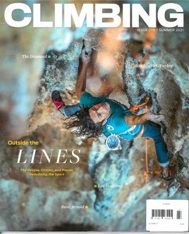 Climbing Magazine