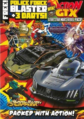 Action Gtx Magazine