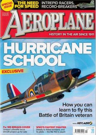 Aeroplane Monthly Magazine