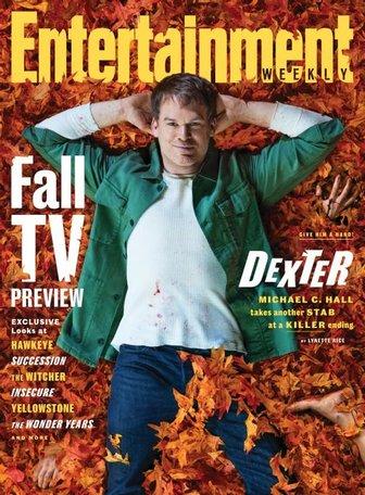 Entertainment Monthly Magazine