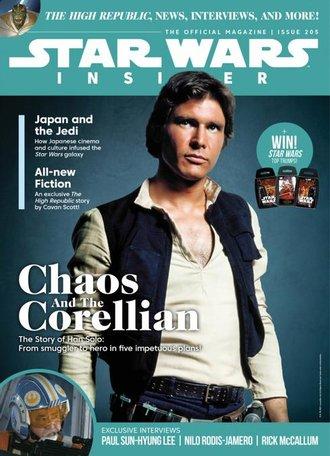 Star Wars Insider Magazine