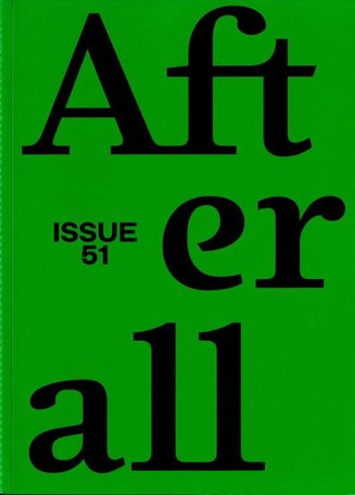 Afterall Magazine