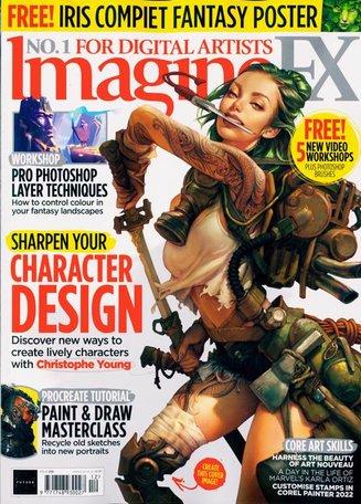 Imagine FX Magazine