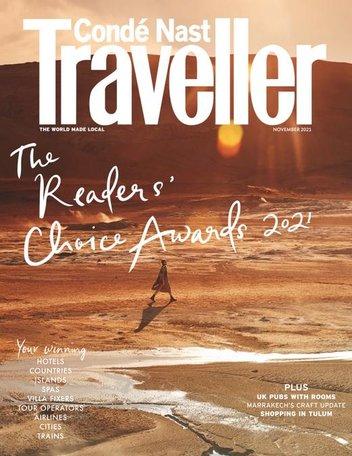 Conde Nast Traveller (UK) Magazine