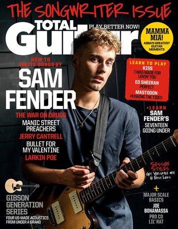 Total Guitar Magazine