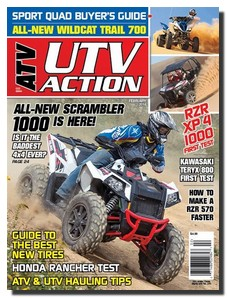 4 Wheel ATV Action Magazine