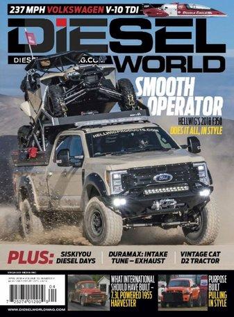 Diesel World Magazine