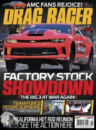 Drag Racer Magazine