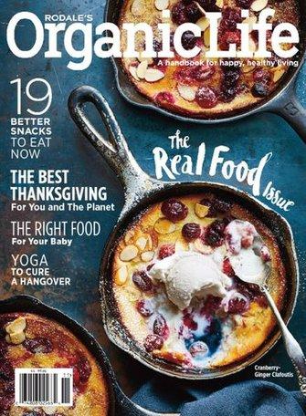 Rodale's Organic Life Magazine