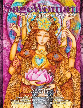 Sage Woman Magazine