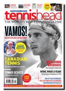 Tennishead Magazine