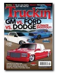 Truckin' Magazine