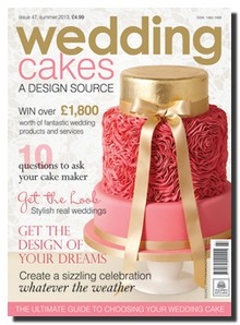Wedding Cakes - A Design Source Magazine