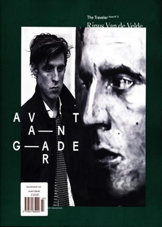 Avant Garde Magazine (English edition)