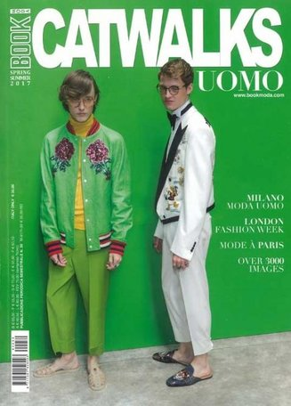 Book Moda Uomo Magazine (English Edition)