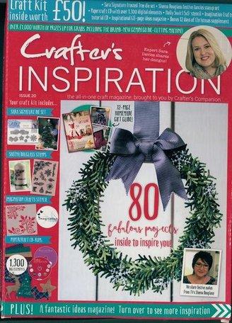 Crafters Inspiration Magazine