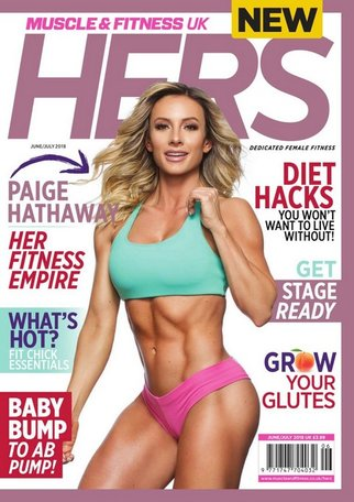 Muscle & Fitness Hers (UK) Magazine
