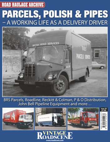 Road Haulage Archive Magazine