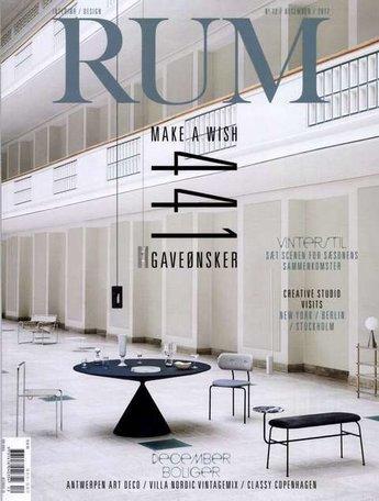 Rum International Edition Magazine