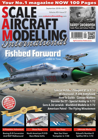 Scale Aircraft Modelling International Magazine