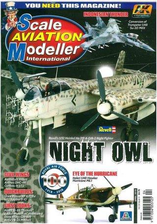 Scale Aviation Modeller Magazine