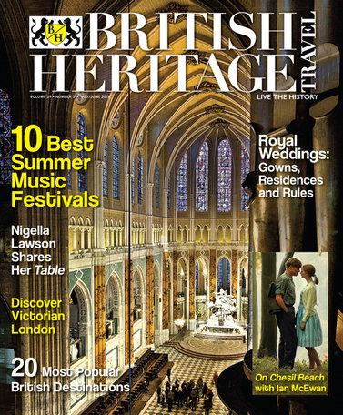 British Heritage Travel Magazine