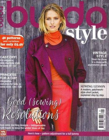 Burda Style (UK) Magazine