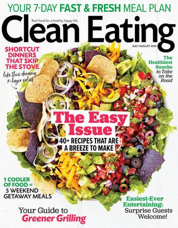 Clean Eating Magazine