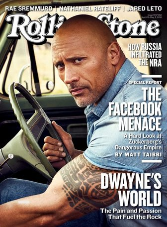 Rolling Stone Magazine