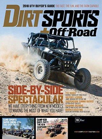 Dirt Sports + Off-Road Magazine