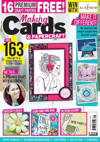 Making Cards & Papercraft Magazine