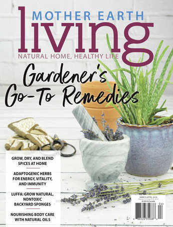 Mother Earth Living Magazine