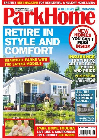 Park Home & Holiday Caravan Magazine