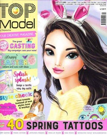 Top Model Magazine (English edition)
