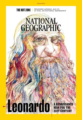 National Geographic (UK) Magazine