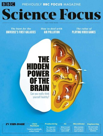 BBC Science Focus Magazine