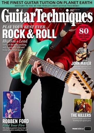 Guitar Techniques Magazine