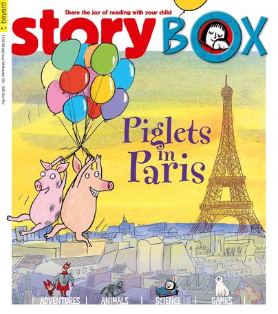 StoryBox Magazine