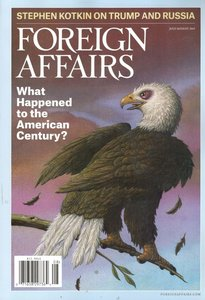 Foreign Affairs Magazine