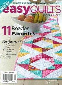 Love of Quilting Magazine