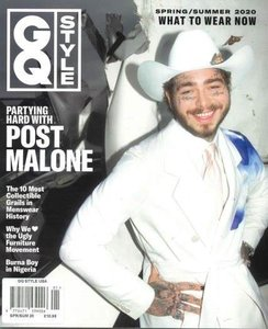 GQ Style (USA) Magazine
