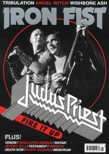 Iron Fist Magazine