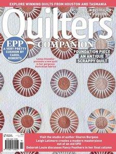 Quilters Companion Magazine