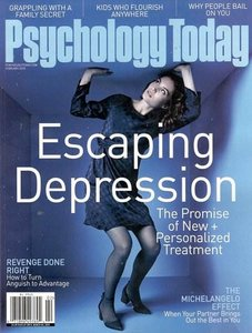 Psychology Today Magazine - Halfjaarabonnement